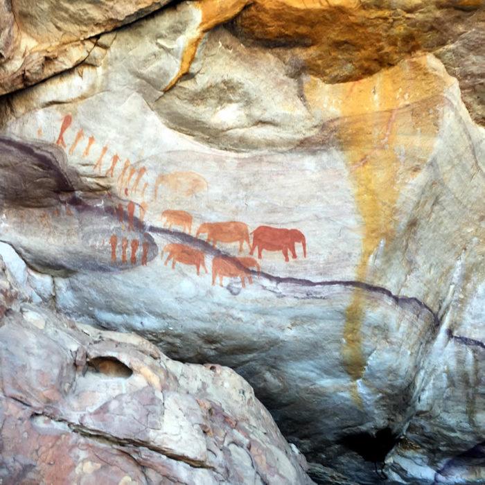San rock art